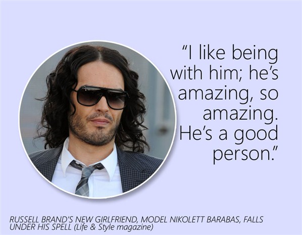 Russell Brand's quote #2