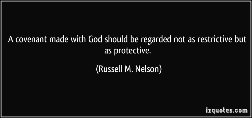 Russell M. Nelson's quote #5