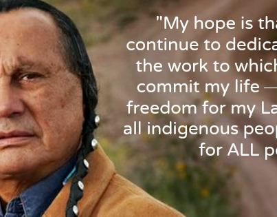 Russell Means's quote #3