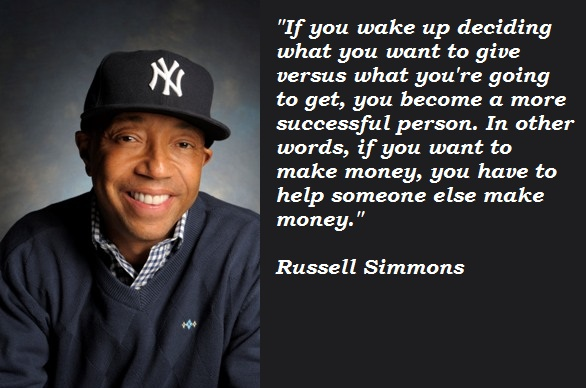 Russell Simmons's quote #2