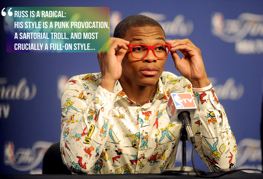 Russell Westbrook's quote #2