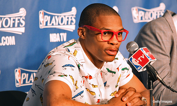 Russell Westbrook's quote #6