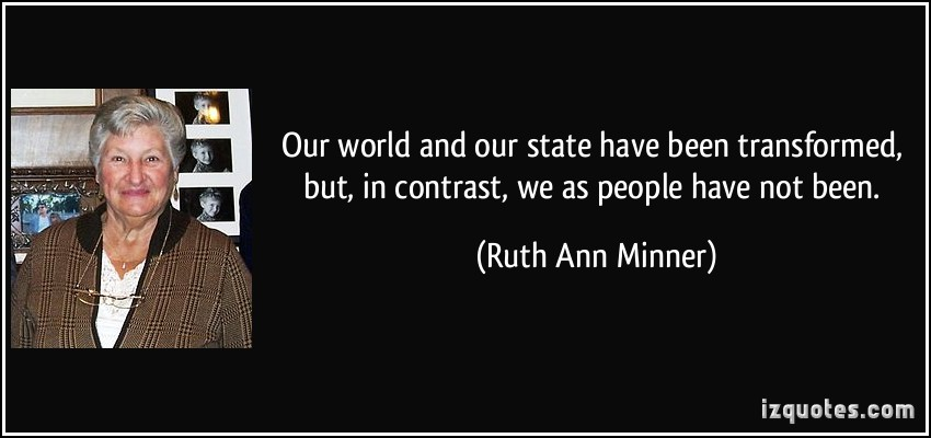 Ruth Ann Minner's quote #4