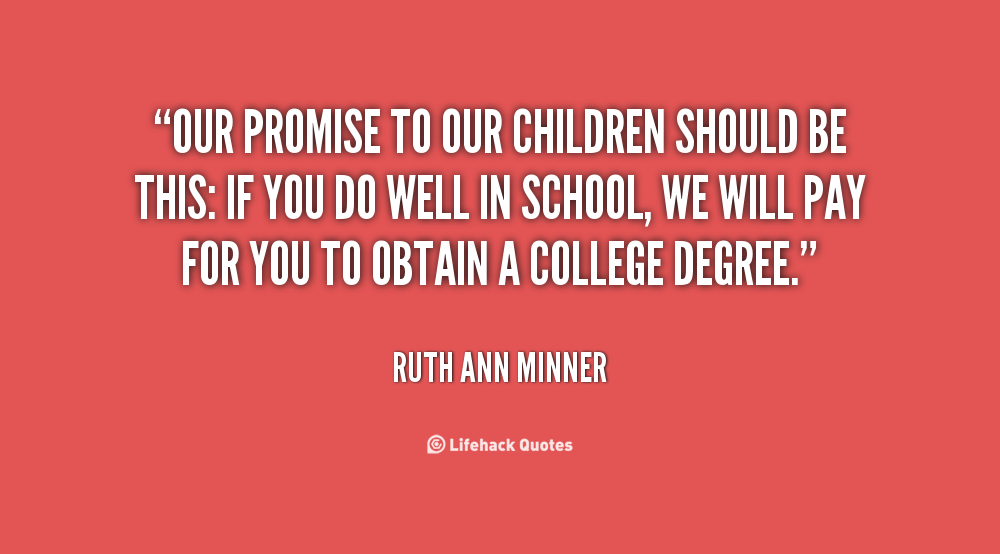 Ruth Ann Minner's quote #2