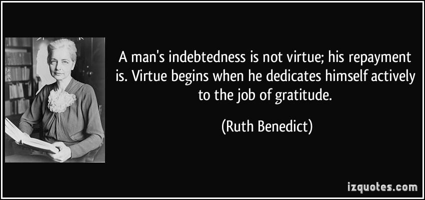 Ruth Benedict's quote #3