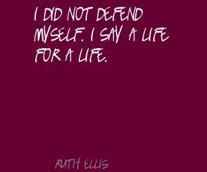 Ruth Ellis's quote #2