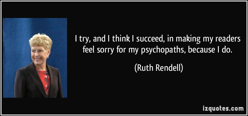 Ruth Rendell's quote #2
