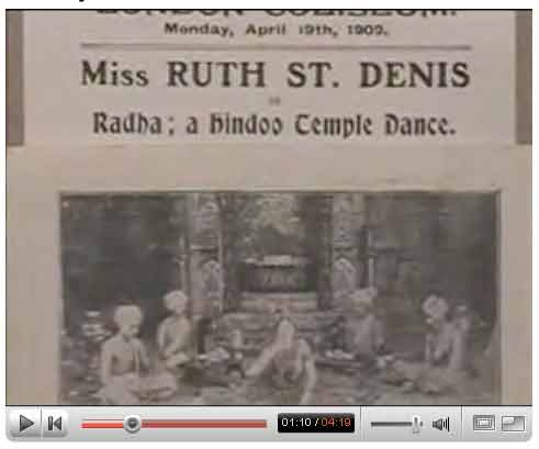 Ruth St. Denis's quote #3