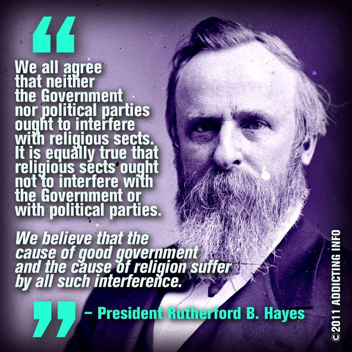 Rutherford B. Hayes's quote #6