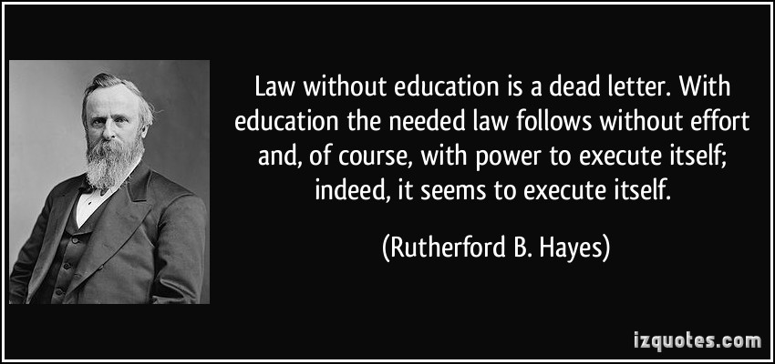 Rutherford B. Hayes's quote #4