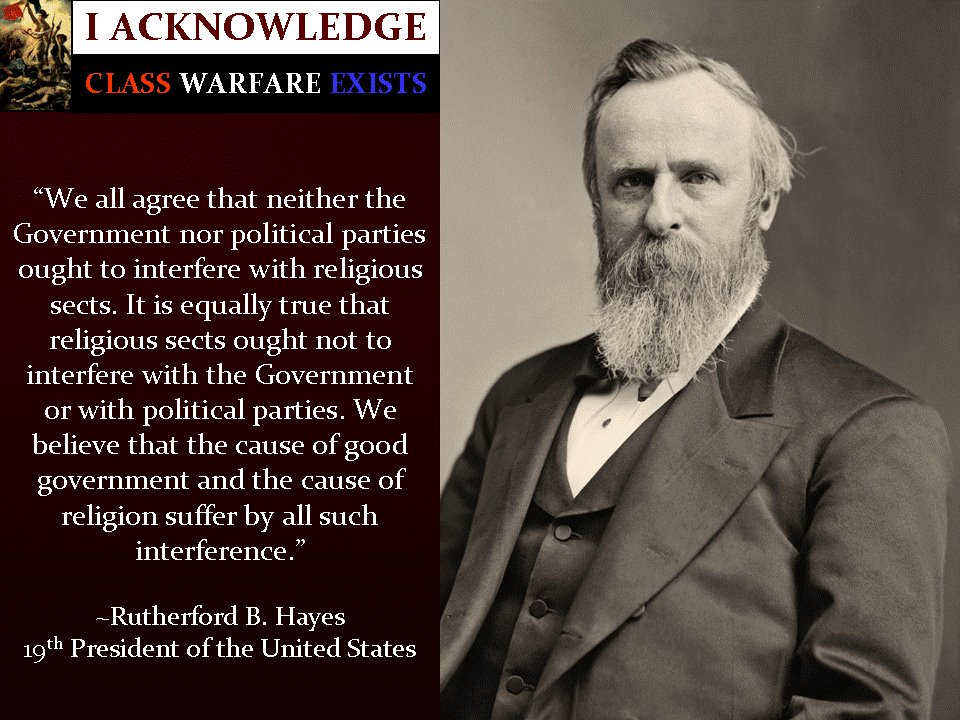 Rutherford B. Hayes's quote #1