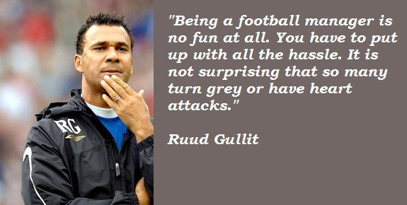 Ruud Gullit's quote #5