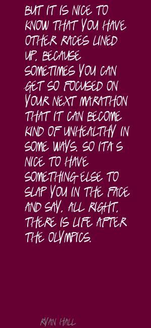 Ryan Hall's quote #2