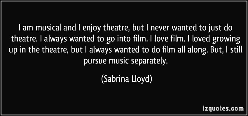 Sabrina Lloyd's quote #6