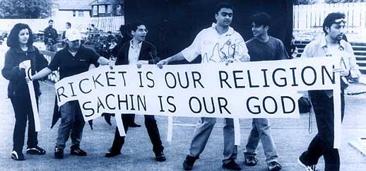 Sachin Tendulkar's quote #1
