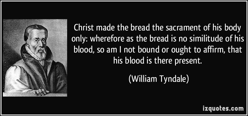 Sacrament quote #1