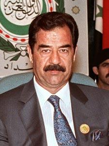 Saddam Hussein quote #1