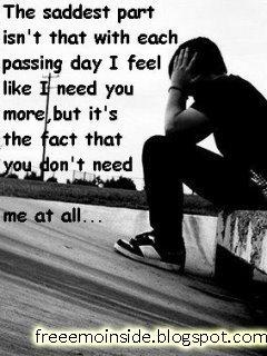 Saddest quote #1