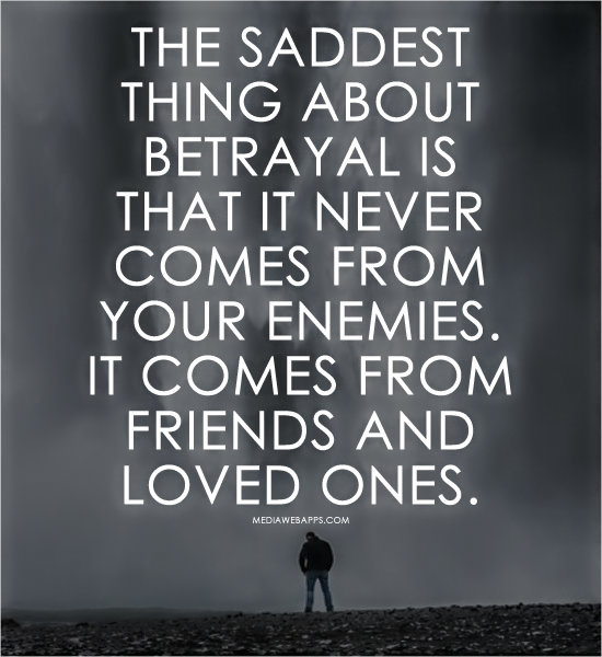 Saddest Thing quote #1