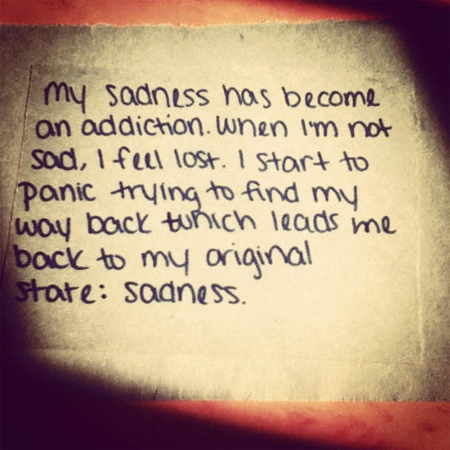 Sadness quote #7