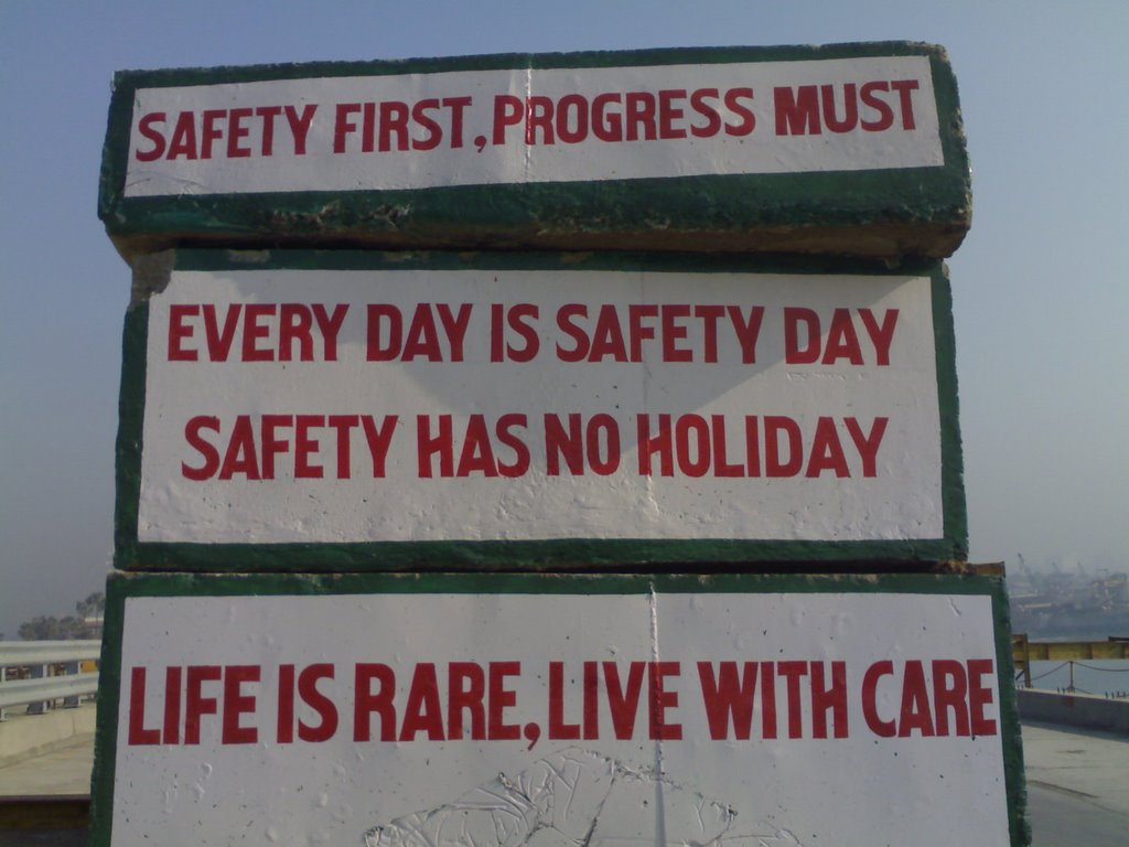 Safety quote #3