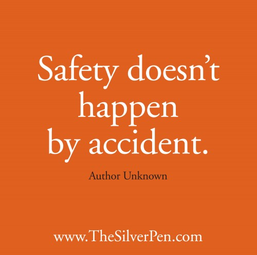 Safety quote #4