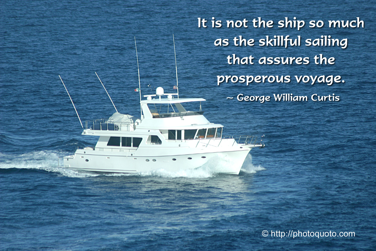Sailboat quote #1