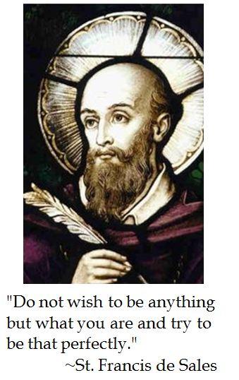 Saint Francis de Sales's quote #7