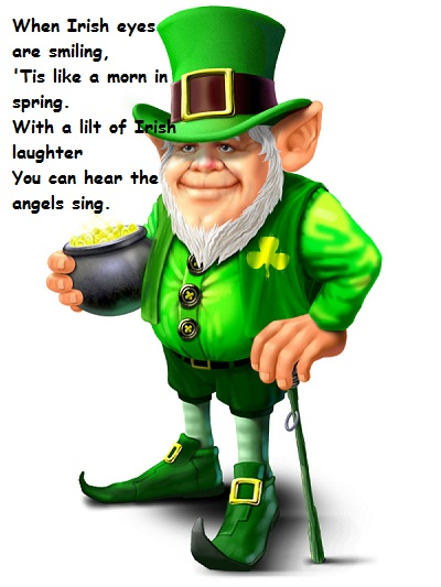 Saint Patrick's Day quote #4