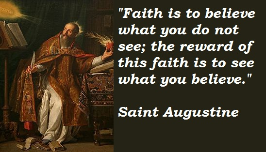 Saint quote #1