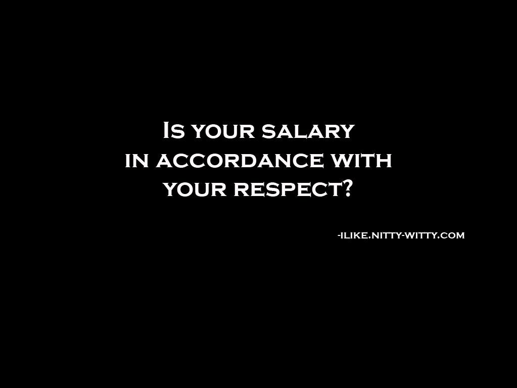 Salary quote #1