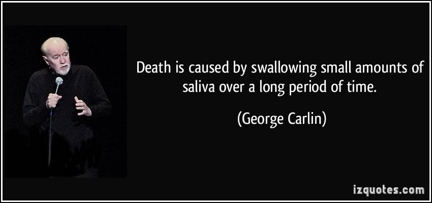 Saliva quote #2