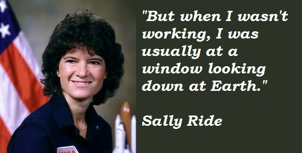 Sally Ride's quote #3