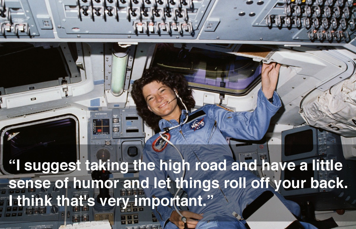 Sally Ride's quote #5