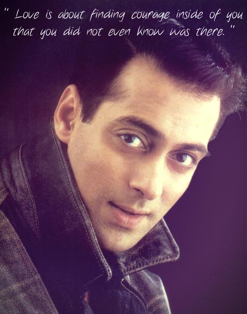 Salman Khan's quote #1