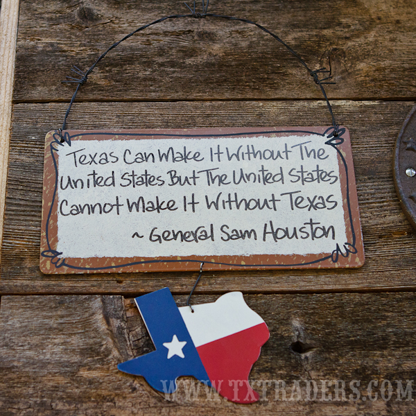 Sam Houston's quote #4