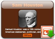 Sam Houston's quote #1