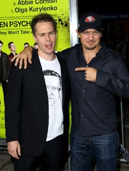Sam Rockwell's quote #7