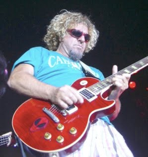 Sammy Hagar's quote #7