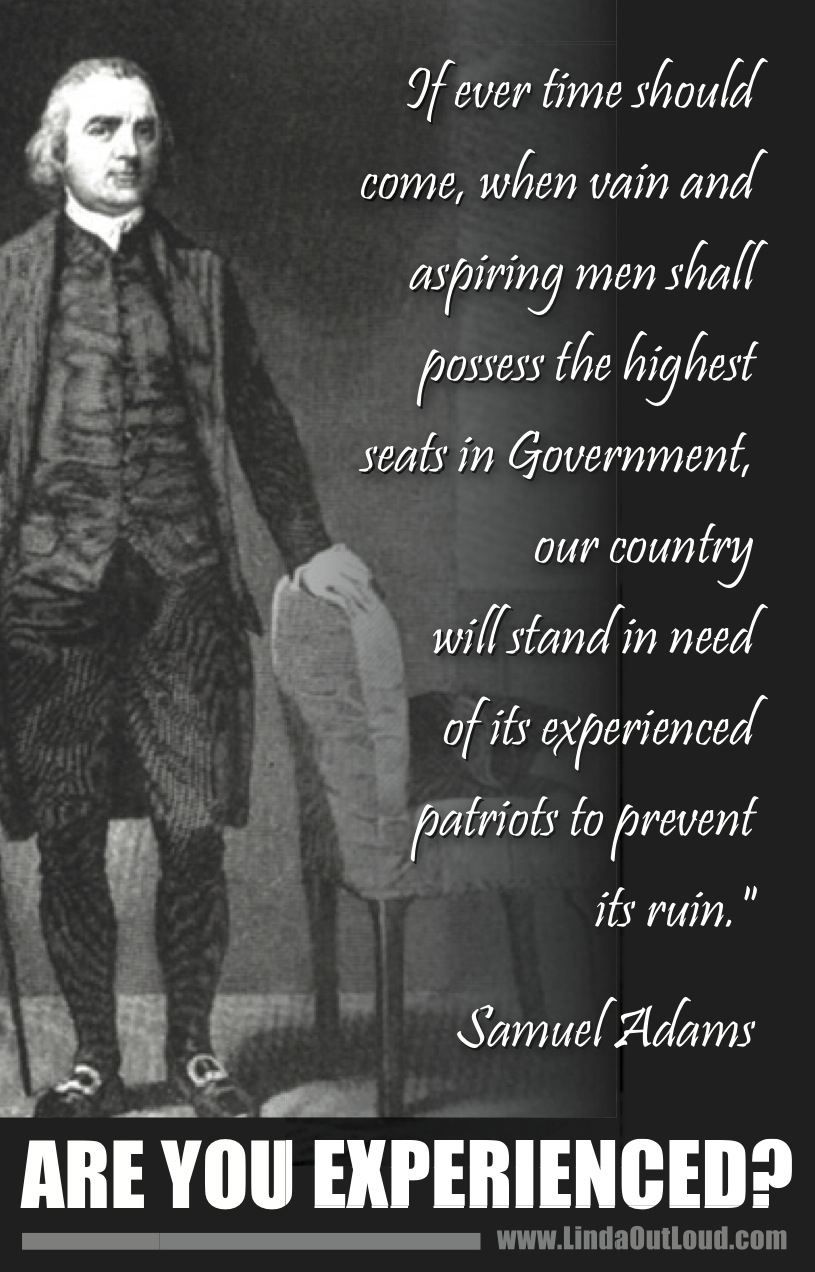 Samuel Adams's quote #1