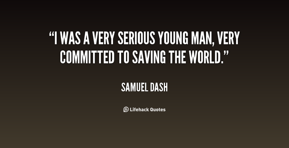 Samuel Dash's quote #1