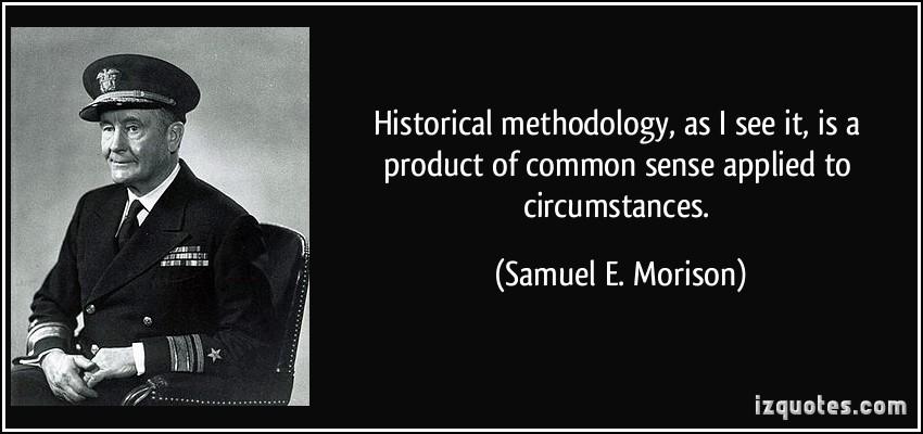 Samuel E. Morison's quote #2