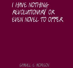 Samuel E. Morison's quote #8