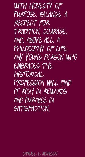 Samuel E. Morison's quote #6