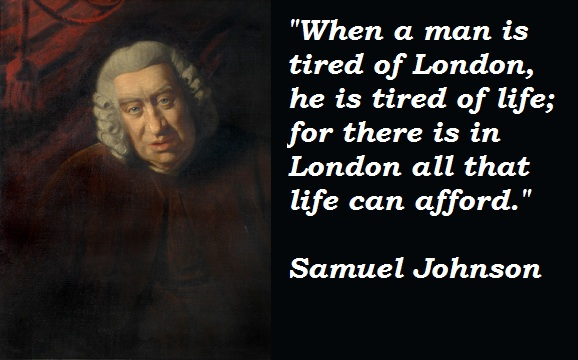 Samuel Johnson's quote #7