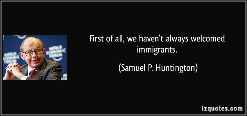 Samuel P. Huntington's quote #4