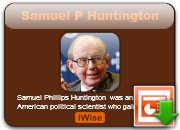 Samuel P. Huntington's quote #3