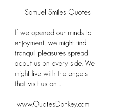 Samuel Smiles's quote #2