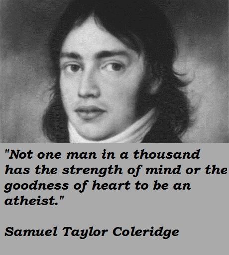 Samuel Taylor Coleridge's quote #2
