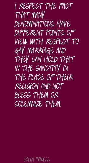 Sanctity quote #1